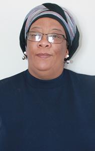 Mrs Nomathemba Dapula