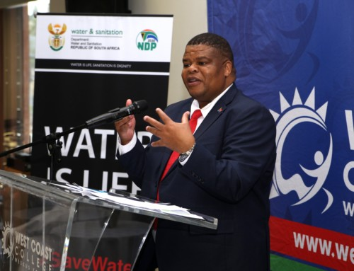West Coast College takes hands with local and national Government on Mandela Day 2019
