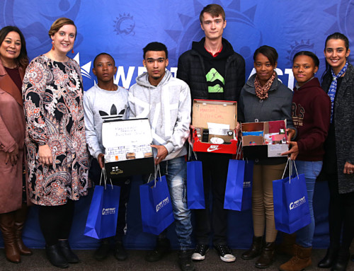 College takes message of recycling to the students