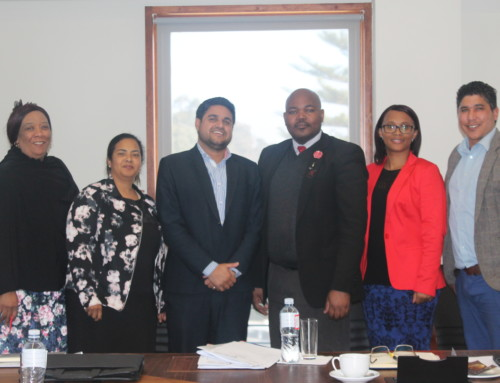 West Coast College hosts member of the provincial legislature