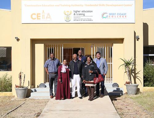 DDG visits Vredendal Campus of West Coast College
