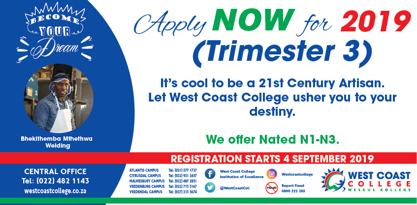 West Coast College – West Coast College Institute of Excellence