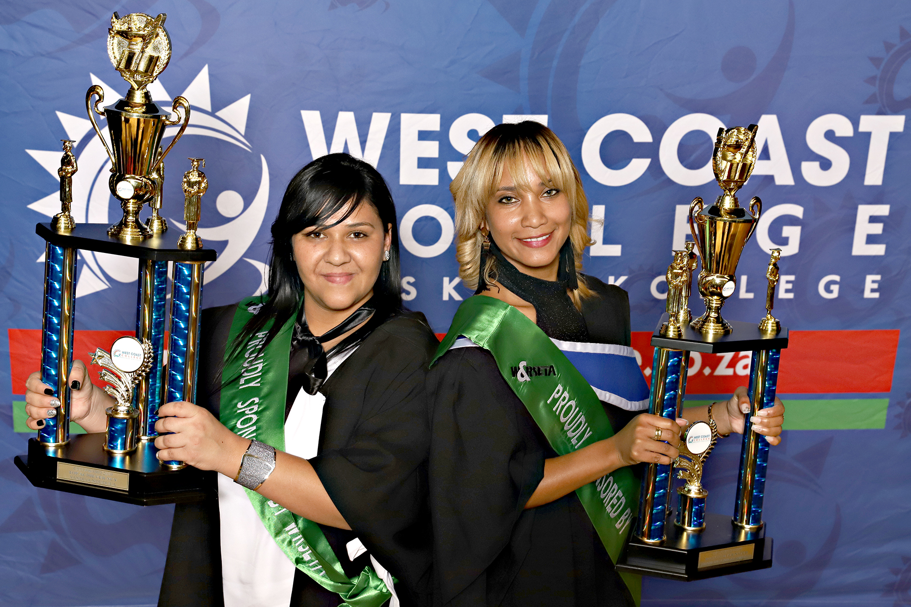 West Coast College Celebrates students' academic success